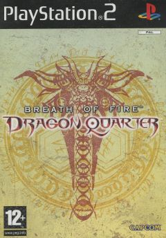 Jaquette de Breath of Fire: Dragon Quarter PlayStation 2