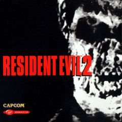 Jaquette de Resident Evil 2 Dreamcast