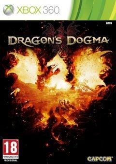 Jaquette de Dragon's Dogma Xbox 360