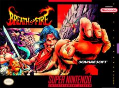Jaquette de Breath of Fire Super NES