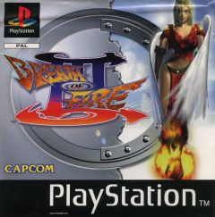 Jaquette de Breath of Fire III PlayStation