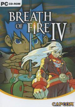 Jaquette de Breath of Fire IV PC