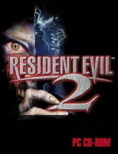 Jaquette de Resident Evil 2 (Original) PC