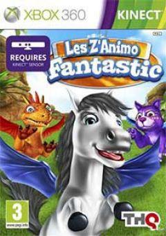 Jaquette de Les Z'animo Fantastic Xbox 360