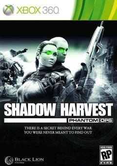Jaquette de Shadow Harvest : Phantom Ops Xbox 360
