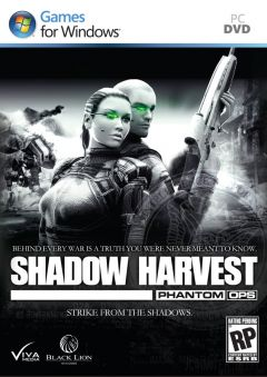 Jaquette de Shadow Harvest : Phantom Ops PC