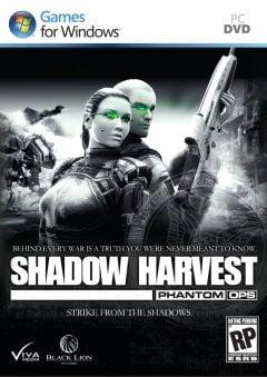 Jaquette de Shadow Harvest : Phantom Ops PC