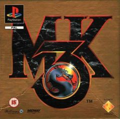 Jaquette de Mortal Kombat 3 PlayStation