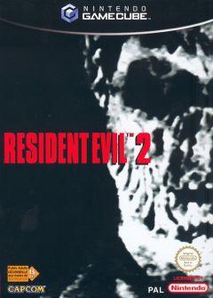 Jaquette de Resident Evil 2 GameCube