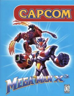 Jaquette de Mega Man X3 PC