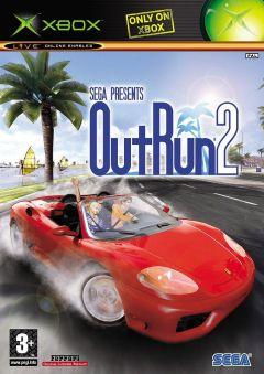 Jaquette de OutRun 2 Xbox