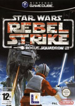 Jaquette de Star Wars Rogue Squadron III : Rebel Strike GameCube