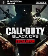 Jaquette de Call of Duty : Black Ops - Escalation PlayStation 3