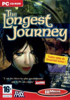 Jaquette de The Longest Journey PC