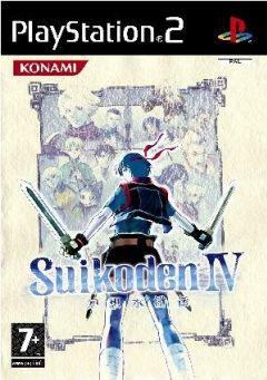 Jaquette de Suikoden IV PlayStation 2