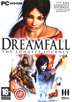 Jaquette de Dreamfall : The Longest Journey PC