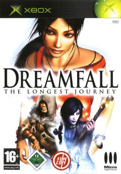 Jaquette de Dreamfall : The Longest Journey Xbox