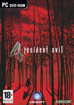 Jaquette de Resident Evil 4 PC