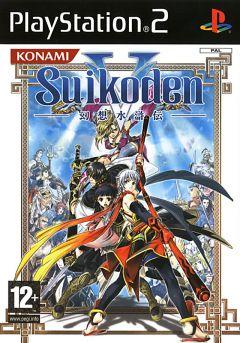 Jaquette de Suikoden V PlayStation 2