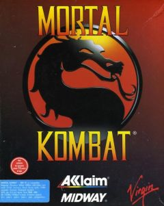 Jaquette de Mortal Kombat (Original) PC