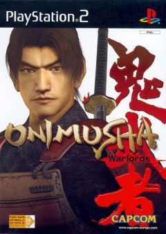 Jaquette de Onimusha : Warlords PlayStation 2