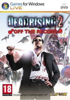 Jaquette de Dead Rising 2 : Off the Record PC