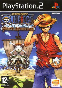 Jaquette de One Piece : Grand Adventure PlayStation 2