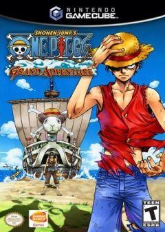 Jaquette de One Piece : Grand Adventure GameCube
