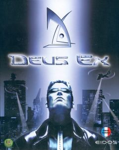 Jaquette de Deus Ex PC