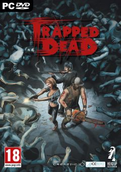 Jaquette de Trapped Dead PC