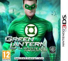 Jaquette de Green Lantern : La Révolte des Manhunters Nintendo 3DS