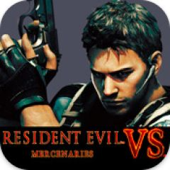 Jaquette de Resident Evil : The Mercenaries Vs. iPhone, iPod Touch