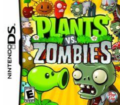 Jaquette de Plantes Vs Zombies DSi
