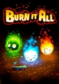 Jaquette de Burn it All : Journey to the Sun iPad