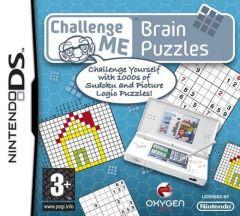 Jaquette de Challenge Me : Brain Puzzles DS