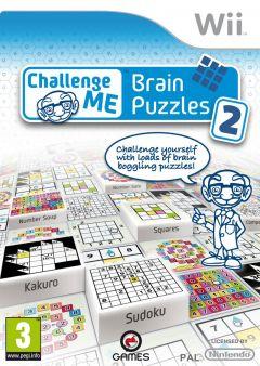 Jaquette de Challenge Me : Brain Puzzles 2 Wii
