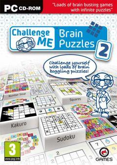Jaquette de Challenge Me : Brain Puzzles 2 PC