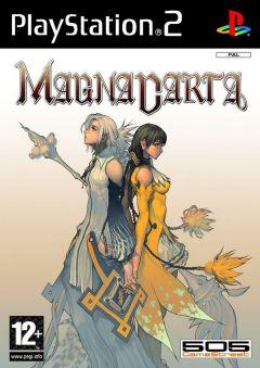 Jaquette de Magna Carta : Tears of Blood PlayStation 2