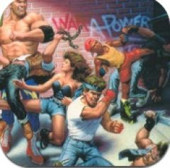 Jaquette de Streets of Rage II iPhone, iPod Touch