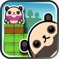 Jaquette de Land-a Panda iPhone, iPod Touch