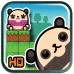 Jaquette de Land-a Panda iPad