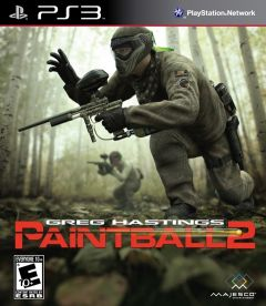 Jaquette de Greg Hastings' Paintball 2 PlayStation 3