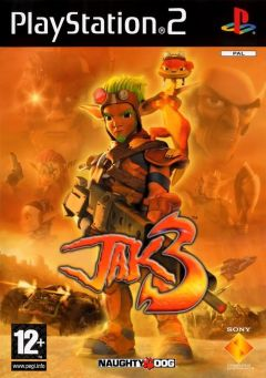 Jaquette de Jak 3 PlayStation 2