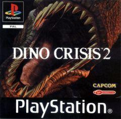Jaquette de Dino Crisis 2 PlayStation