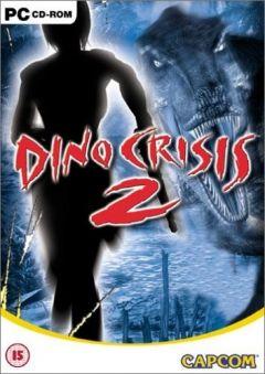 Jaquette de Dino Crisis 2 PC