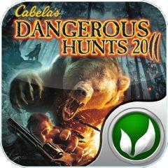Jaquette de Cabela's Dangerous Hunts 2011 iPhone, iPod Touch