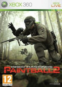 Jaquette de Greg Hastings' Paintball 2 Xbox 360