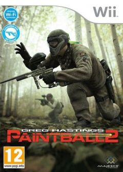 Jaquette de Greg Hastings' Paintball 2 Wii