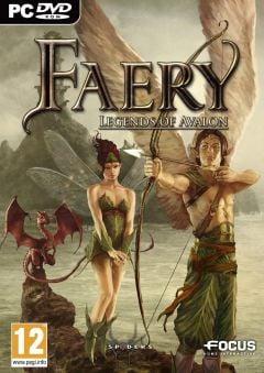Jaquette de Faery : Legends of Avalon PC