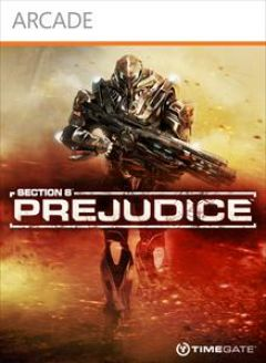Jaquette de Section 8 : Prejudice Xbox 360